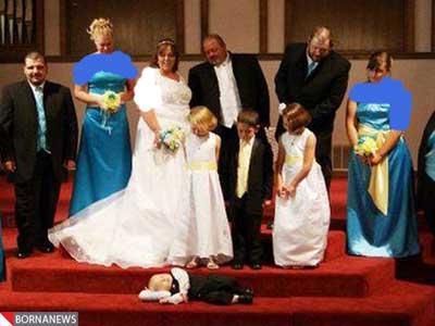 جالب ترین و عجیب ترین عروسی های جهان + عکس