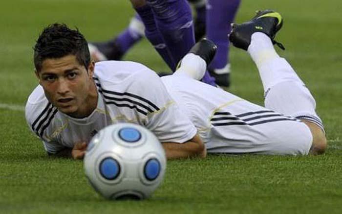 عکس های جالب و دیدنی از تیم رئال مادرید