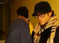 عکس های محمدرضا گلزار در بازدید از موسسه خیریه