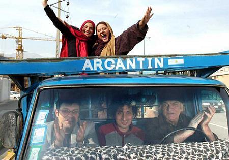 www.parsnaz.ir عکسهای فتحعلی اویسی در نقش مارادونا