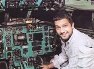 حامد بهداد خلبان می شود + عکس