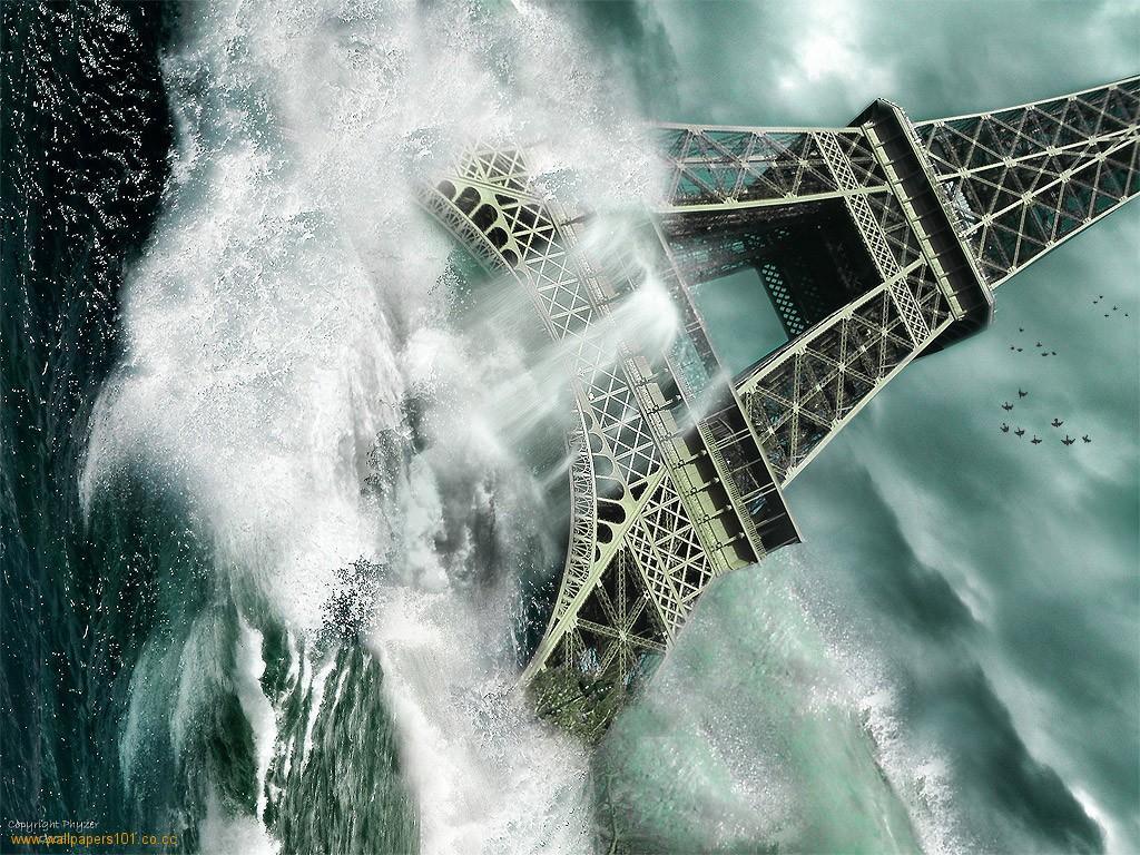 عکس های بسیار زیبا و دیدنی از برج ایفل