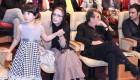 عکسهای بازیگران معروف در جشن دنیای تصویر در کنار خانواده