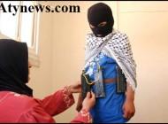 استفاده دختران و زنان برای عملیات انتحاری + عکس