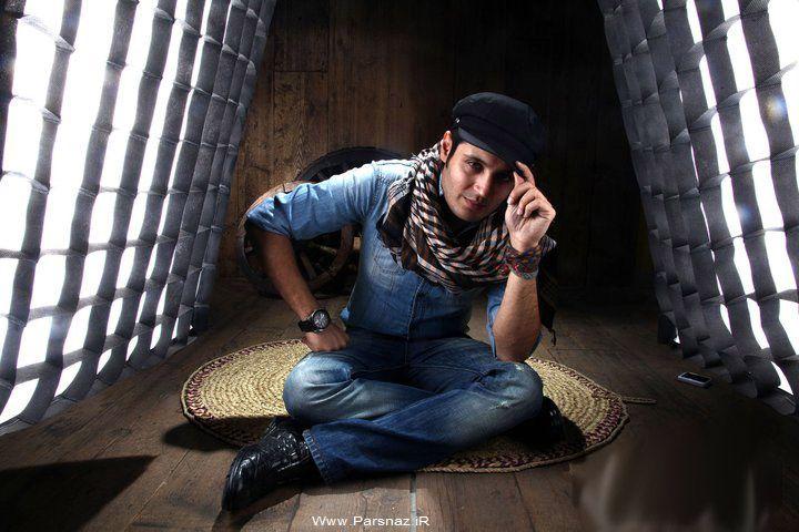 عکس های مهران رنجبر و شهنام شهابی