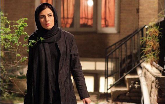 عکس هایی جدید از لیلا حاتمی در فیلم پله آخر