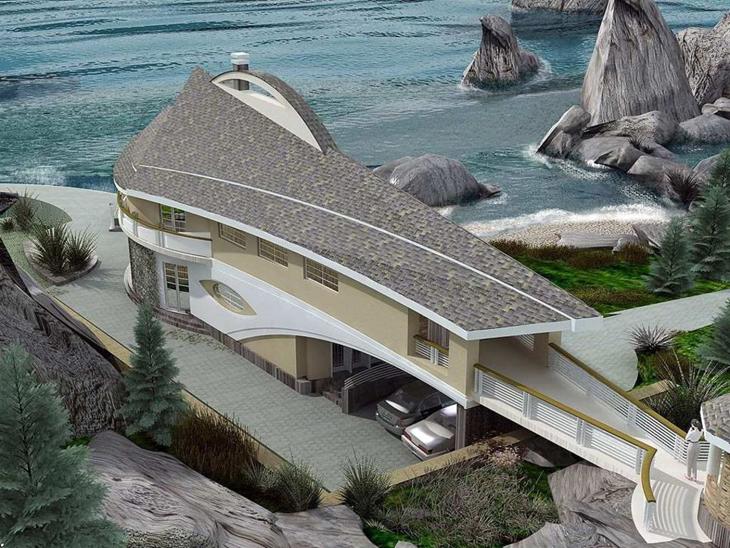 عکس های بسیار زیبا از خانه های رویایی