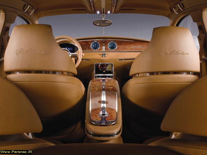 اتومبیل بوگاتی گالیبیر Bugatti 16C Galibier