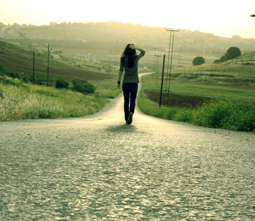 عکس های غمگین از لحظات تنهایی