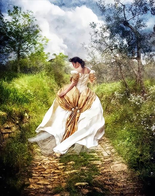 عکسها و نقاشی های رمانتیک و عاشقانه