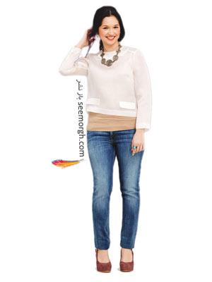 شما جه اندامی دارید؟ + مدل لباس