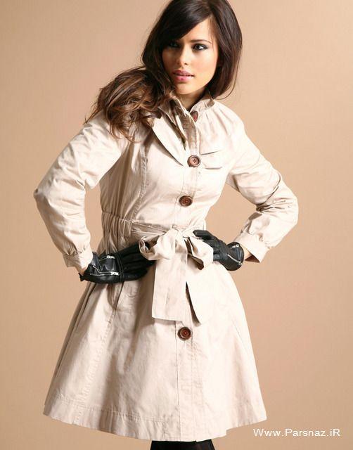www.parsnaz.ir - عکس های از مدل مانتو زیبای دخترانه اسپرت