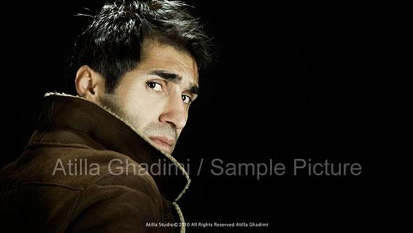 عکس های هادی کاظمی