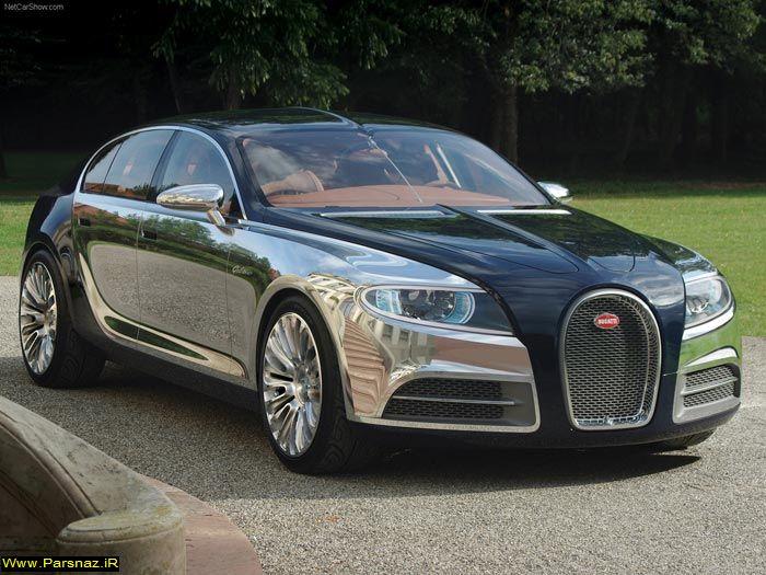 www.parsnaz.ir اتومبیل بوگاتی گالیبیر Bugatti 16C Galibier