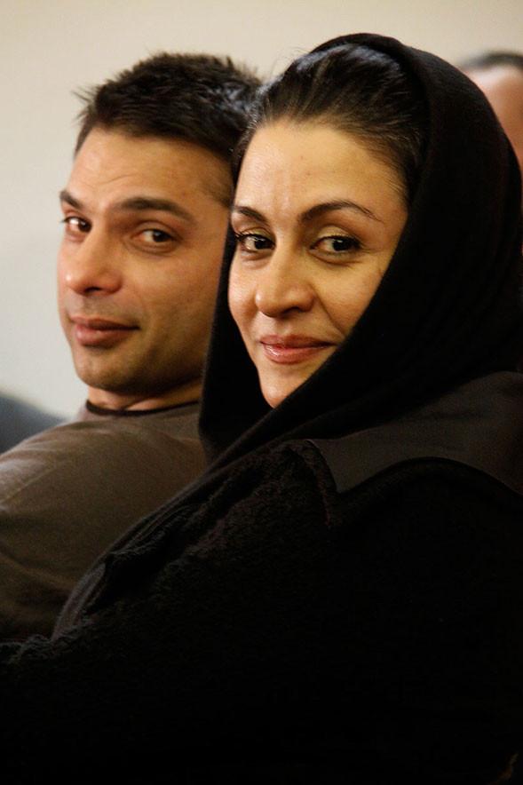 عکس هایی از شهاب حسینی و مریلا زارعی