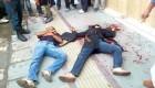 قتل وحشتناک در خیابان!! + عکس