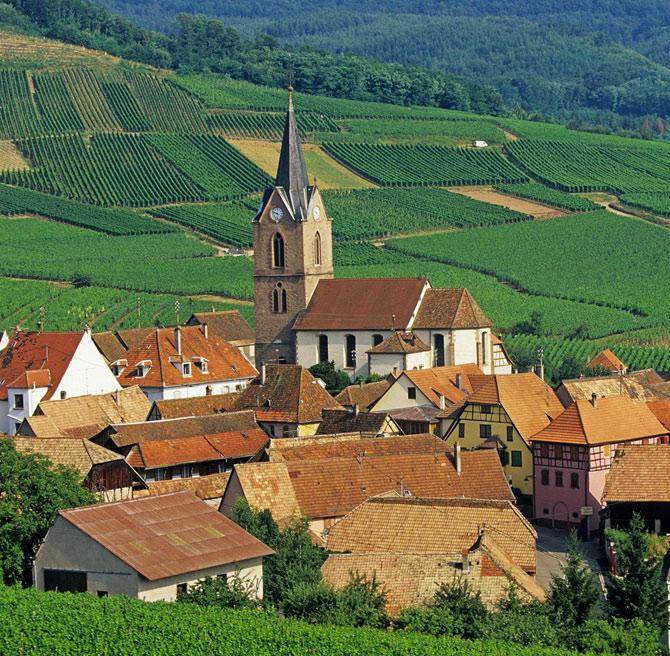 عکسهایی از مناظر کوهستانی و زیبای اروپا