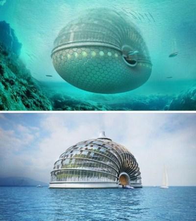 معرفی هتل های رویایی آینده + عکس