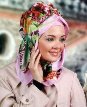 مدل های روسری + جدید