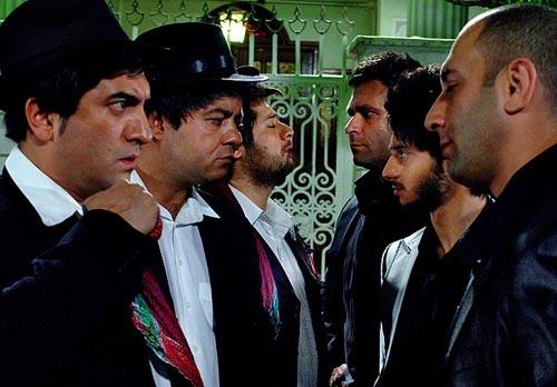عکس های خنده دار علی صادقی