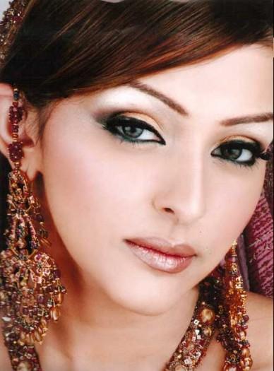 مدل های جدید و بسیار زیبای آرایش چشم و صورت