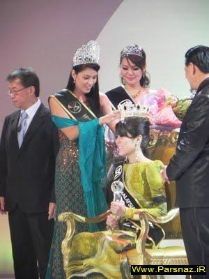 عکسهای انتخاب دختر شایسته مالزی