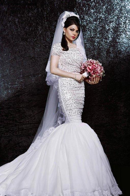 عکسهایی از مراسم عروسی هیفا وهبی