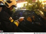 حوادث شب گذشته تهران + عکس
