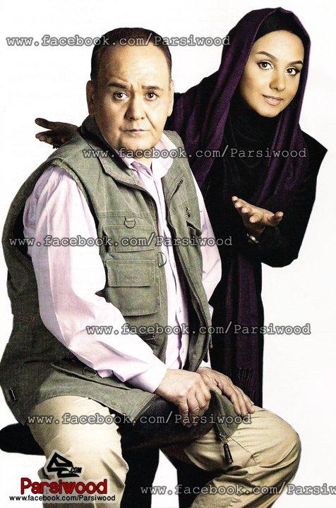عکس هایی از اکبر عبدی و دخترش المیرا