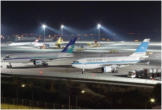 پر رفت و آمدترین فرودگاه های جهان