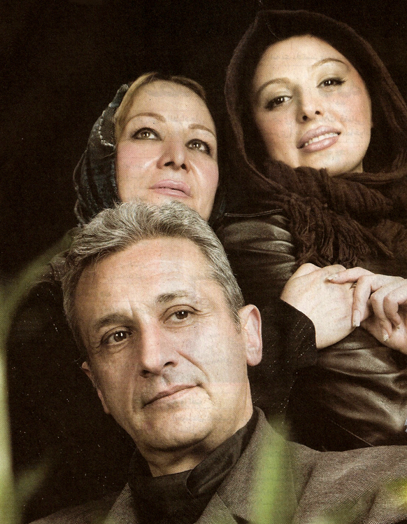 تصاویر جدید نیوشا ضیغمی همراه با خانواده