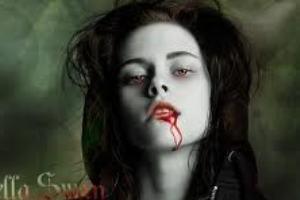 پیدا کردن اولین زن خون آشام + عکس