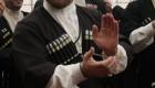 حرکات موزون رئیس جمهور چچن + (عکس)