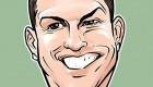 تصاویر جالب کارتونی از فوتبالیست های مشهور !!