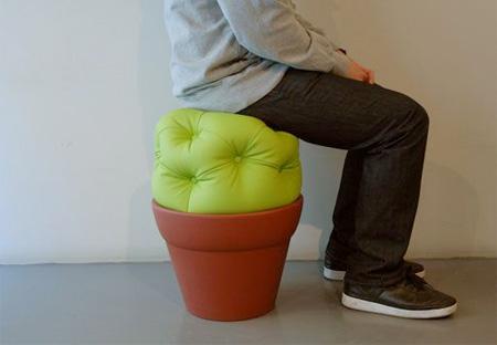 عکسهای عجیب ترین مدل های صندلی در دنیا