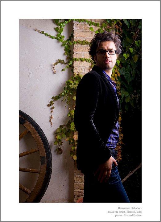 تصاویر جدید از بنیامین بهادری (خواننده)