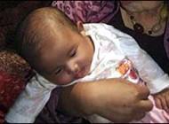 نوزاد دفن شده پس از 3 روز زنده از قبر خارج شد +تصویر