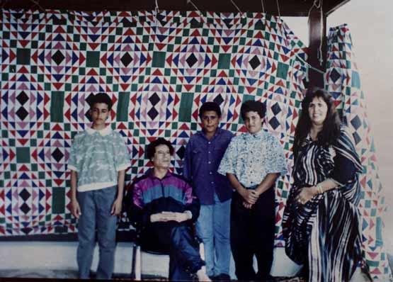 عکس های کمیاب از آلبوم خانوادگی قذافی