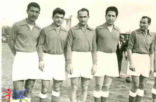 تیم ملی فوتبال ایران در سال 1330 + تصویر