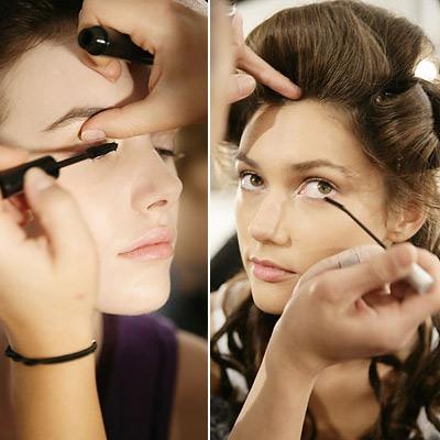 مراحل اجرای یک آرایش زیبا + اموزش تصویری