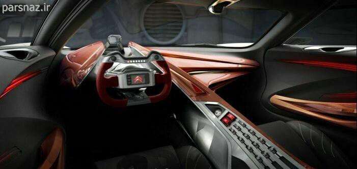 www.parsnaz.ir - گران قیمت ترین ماشین سیتروئن + عکس