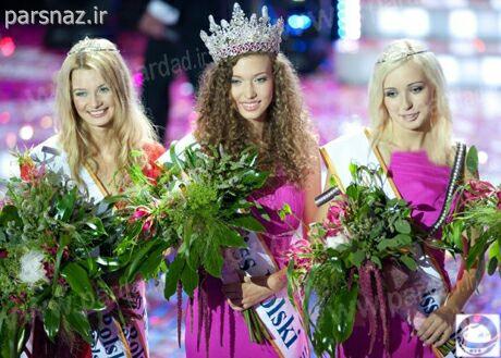 www.parsnaz.ir - زیباترین و جذاب ترین دختر لهستان + عکس