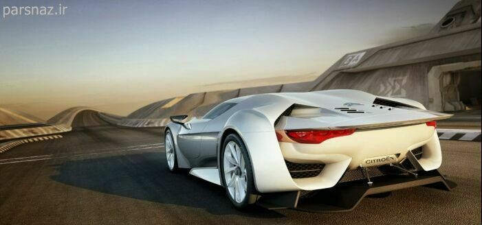 گران قیمت ترین ماشین سیتروئن + عکس