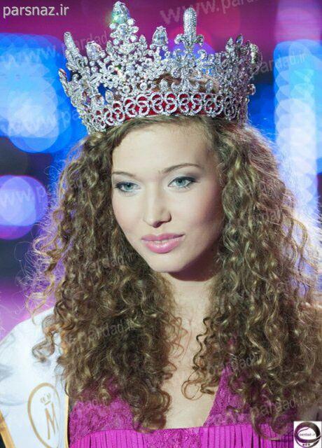 زیباترین و جذاب ترین دختر لهستان + عکس