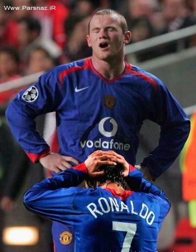 عکس های خنده دار فوتبالی