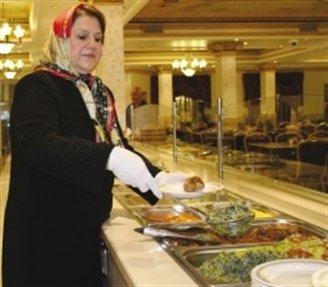 با بانوی اول رستورانهای ایران آشنا شوید +تصویر
