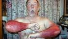 عکس هایی از مردان عجیب جهان