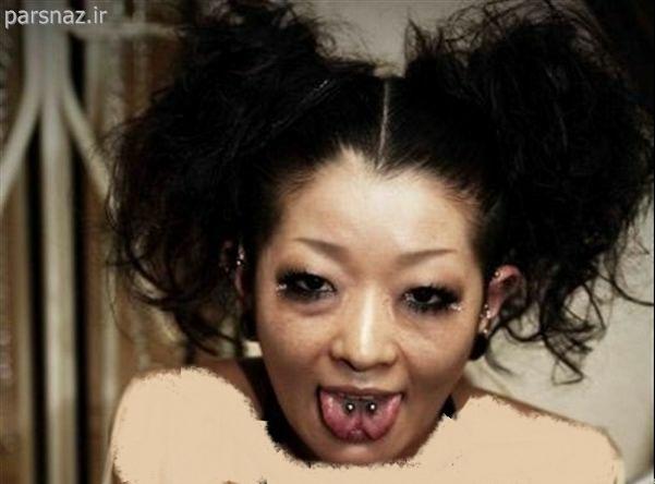کارهای عجیب زنان و مردان شیطان پرست در ژاپن (18+)