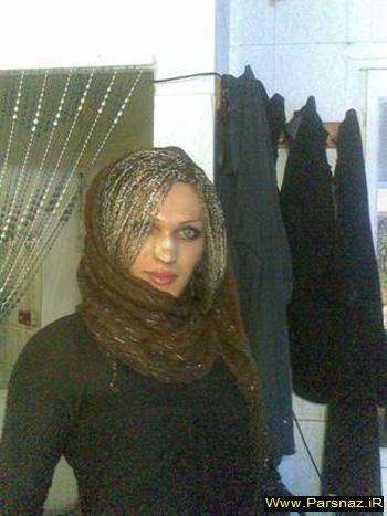 عکس های جالب پسری ایرانی که تغییر جنسیت داد