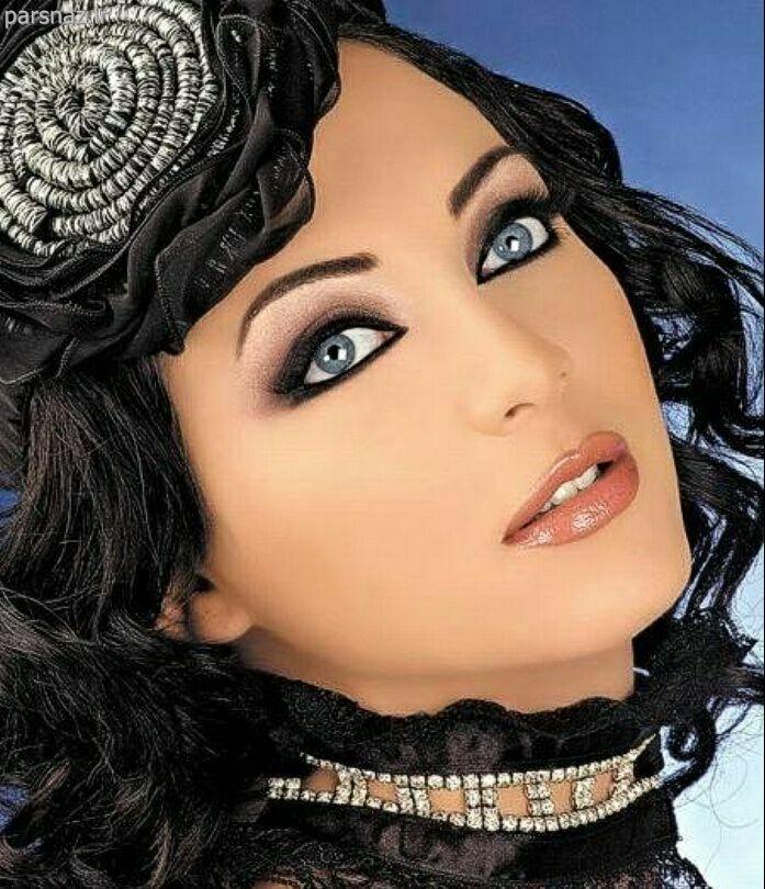 زیبا ترین دختران عرب